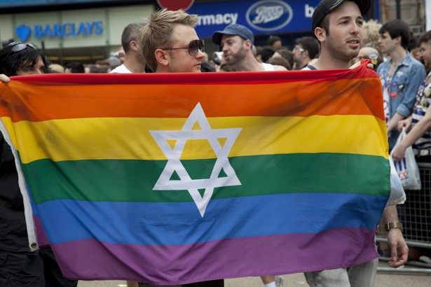 UK - Culture - Gay and lesbian Pride Parade through central London